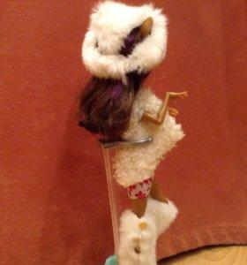 Одежда ручной работы для кукол МХ и ЭАХ.