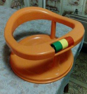 Горка и сиденье для ванной