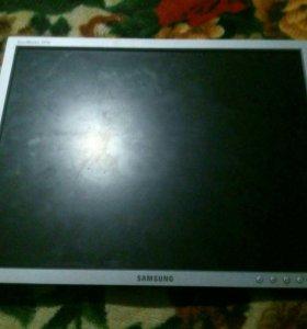 Монитор Samsung SyncMaster 203B. Читайте описание.