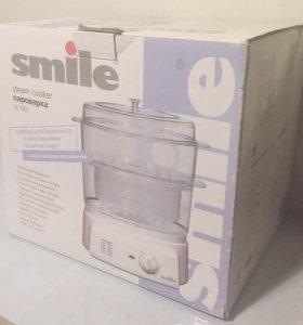 Пароварка Smile