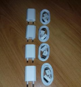 Новые зарядные устройства iPhone 4.4S 5.5s 6s, 6+