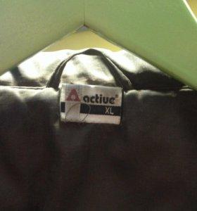 Пуховик Active (не новый)