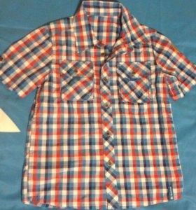 Рубашка 129-134