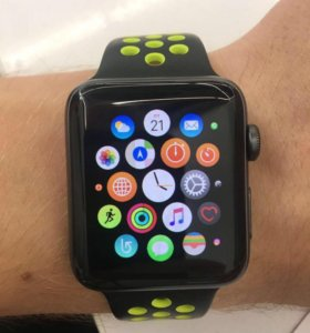 Apple 🍎 watch siries 2 Nike +
