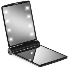 Новое зеркало с подсветкой на светодиодах