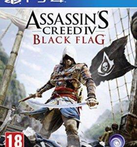 Assassins creed 4 (PS4)