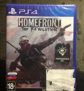 Homefront ps4 новый