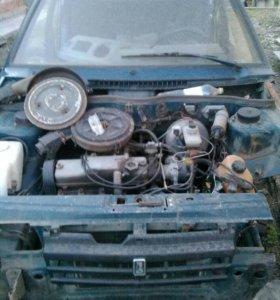 Кузов, двигателя, подвеска