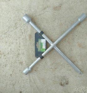 Ключ балонный крестовой