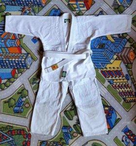 Кимоно/ комплект для айкидо для ребенка р. 140