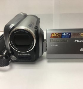 Видеокамера Panasonic Sdr-H41ee-s