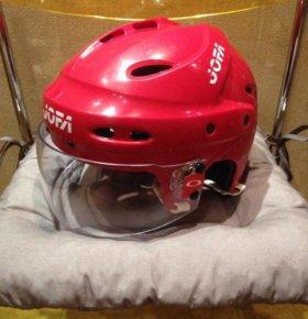 Хоккейный шлем Jofa 690 / р-р L