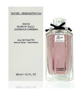 Тестер Gucci Flora by Gucci Gorgeous Gardenia