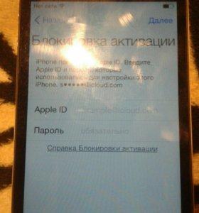Продам айфон4s на запчасти.