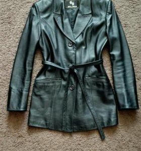 Кожаная куртка Mulimen