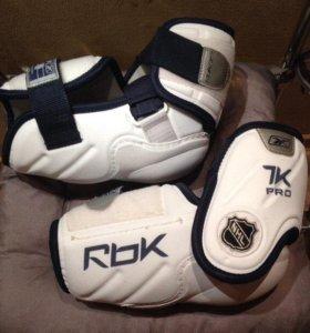 Налокотники Pro Stock NHL Rbk 7K Pro