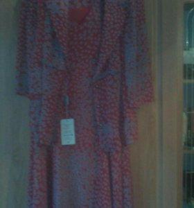 Платье + ковточка