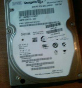 Жёсткий диск (винчестер) 500гб