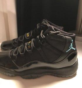 Кроссовки женские air Jordan 11 gamma blue