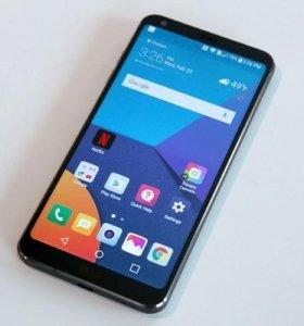 LG G6 Plus 4/128gb(новый,на гарантии)