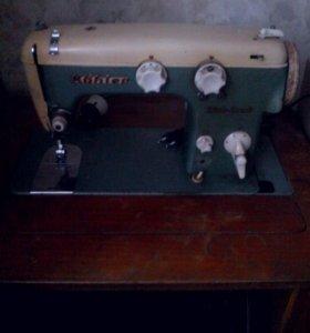 Швейная машинка кехлер отличная