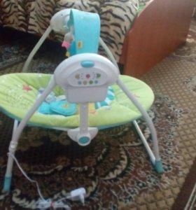 Кресло- качели для малыша