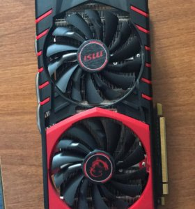 Nvidia msi gtx 960 G1 gaming 4 GB