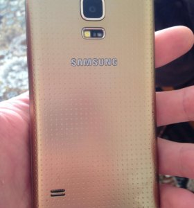 Samsung galaxy s 5 mini gold