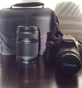 Canon 550D зеркальный фотоаппарат