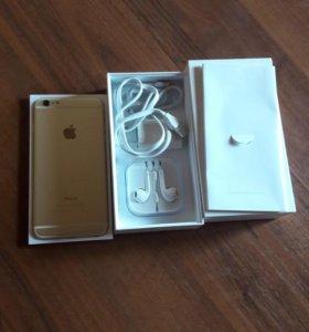 Айфон 6 Plus Gold 16 гб