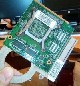 Продам Видеокарту HD4570 для ноутбука Asus K70ab