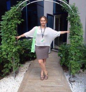 Платье и блуза