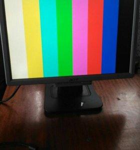Монитор  ЖК ACER al 1716 LCD