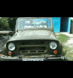 Продам УАЗ-469.