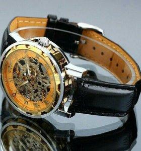 Часы «Skeleton Winner»