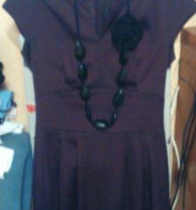 Платье р.42