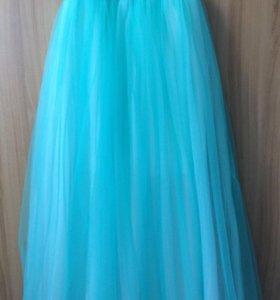 Новая юбка-пачка