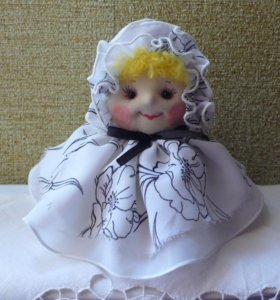сувенирная куколка