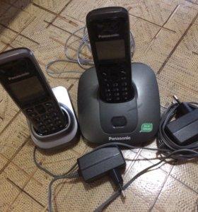 Радиотелефон Panasonic KX-TG6411RU