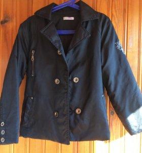 Куртка на рост 122