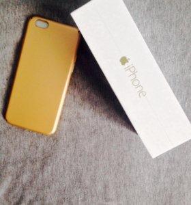 iPhone 6 на 64 золотой