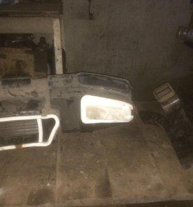 Отопитель-печка ваз 2110-2112