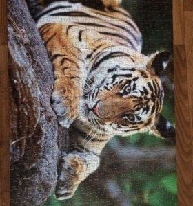 """Картина """" тигр """""""