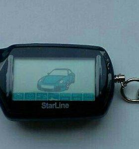 Новый брелок Starline B9, а также другие модели.