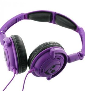 Наушники Skullcandy Lowrider Purple