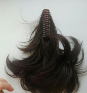 Крабик с волосами