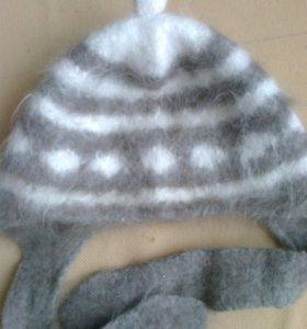 Теплые шапочки