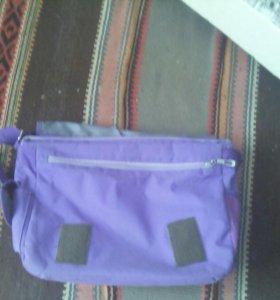 Школьный портфель для девочке