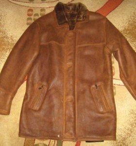 Новая зимняя куртка мужская