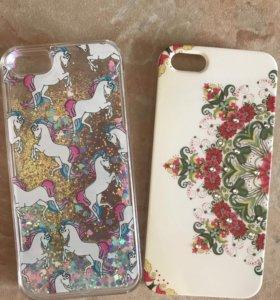 Чехлы для IPhone 📱 5 /5s